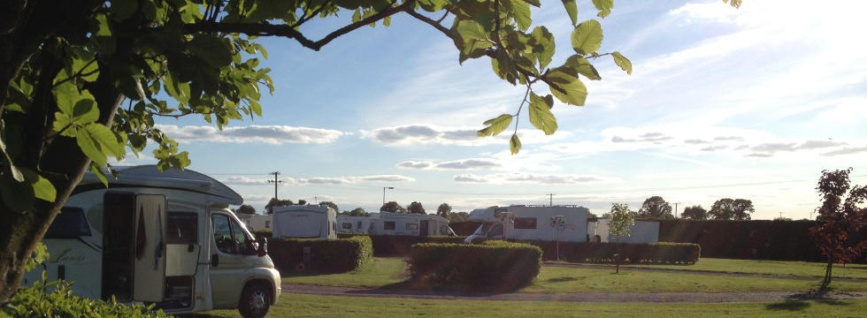 streamstown caravan & camping park tipperary